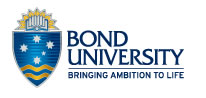 Faculty of Law Bond University - Australia Private Schools