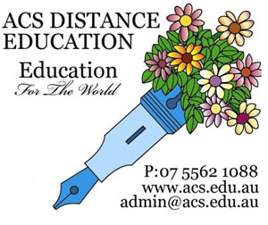 Acs Distance Education - Australia Private Schools