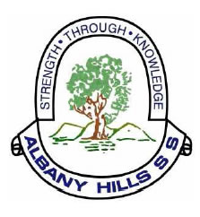 Albany Hills State School