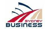 Sydney Business - Australia Private Schools