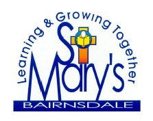 St Mary's Catholic Primary School Bairnsdale - Australia Private Schools