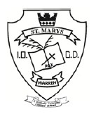 St Mary's Primary School Warren
