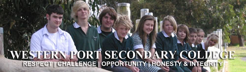 Western Port Secondary College - Australia Private Schools
