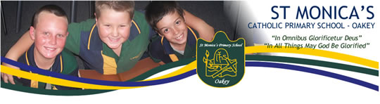 St Monica's Primary School Oakey