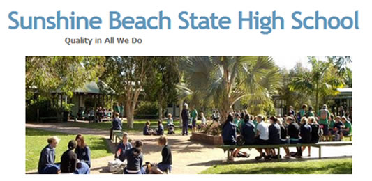 Sunshine Beach State High School
