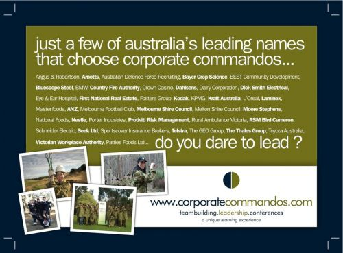 Corporate Commandos Pty Ltd