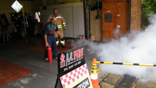 MFire Workplace Fire Safety