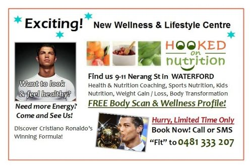 Hooked On Nutrition - Wellness Coaching