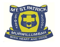 Mt St Patrick Primary School